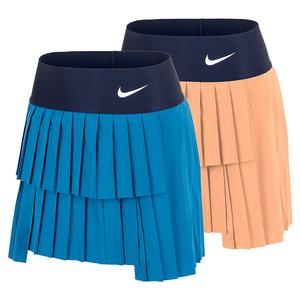Women`s Court Advantage Tall Pleated Tennis Skort