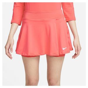 Women`s Court Victory Tall Flouncy Tennis Skort