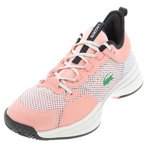 Women`s AG-LT 21 Tennis Shoes Pink and Black