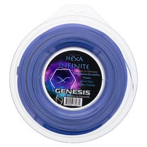 Hexa Infinite 1.30 Blue Tennis String Reel