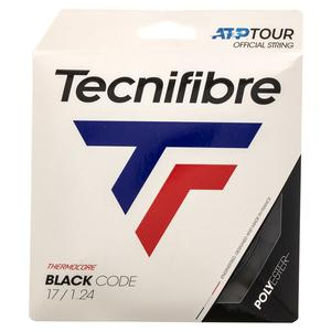 TECNIFIBRE BLACK CODE 17G STRINGS