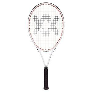 Juniors` V-Cell 9 Prestrung Tennis Racquet