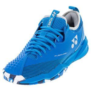 Men`s Power Cushion Fusionrev 4 Tennis Shoes Deep Sky
