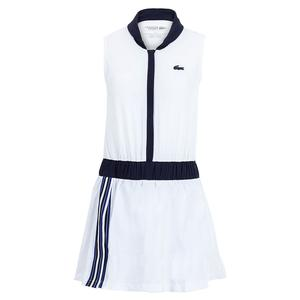 Women`s Retro Sleeveless Tennis Dress