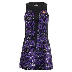 Women`s Marjorie Tennis Dress All Over Print