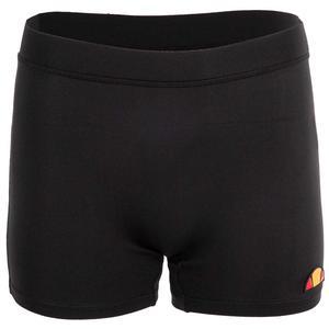 Women`s Chrissy 3.5 Inch Tennis Short Black