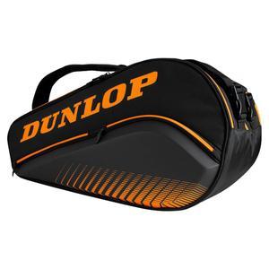 Elite Thermo Padel Luggage Bag Black and Orange