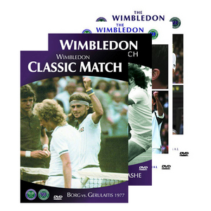 WIMBLEDON GREATEST MATCHES VOL. 1