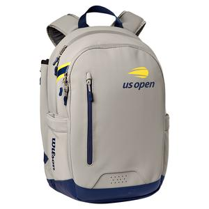 US Open Tour Tennis Backpack White