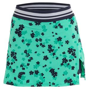 Women`s Can`t Stop Won`t Stop 13 Inch Tennis Skort Scattered in Florals