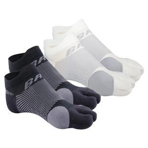 BR4 No Show Bunion Relief Socks
