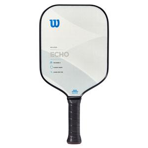 Echo Pickleball Paddle Blue and White