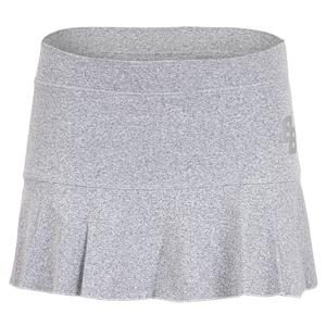 Women`s Basic Tennis Skort Grey