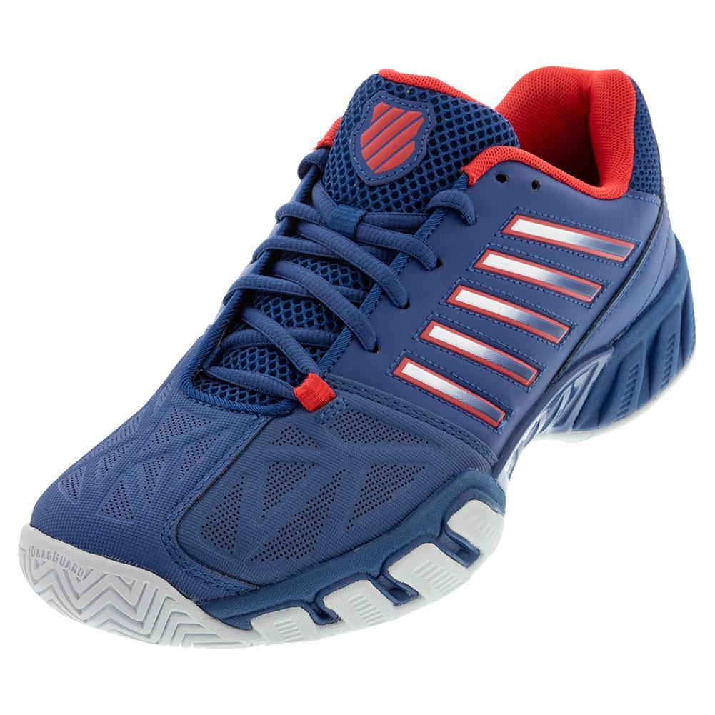 Men's Bigshot Light 3 Tennis Shoes Dark Blue And Bittersweet