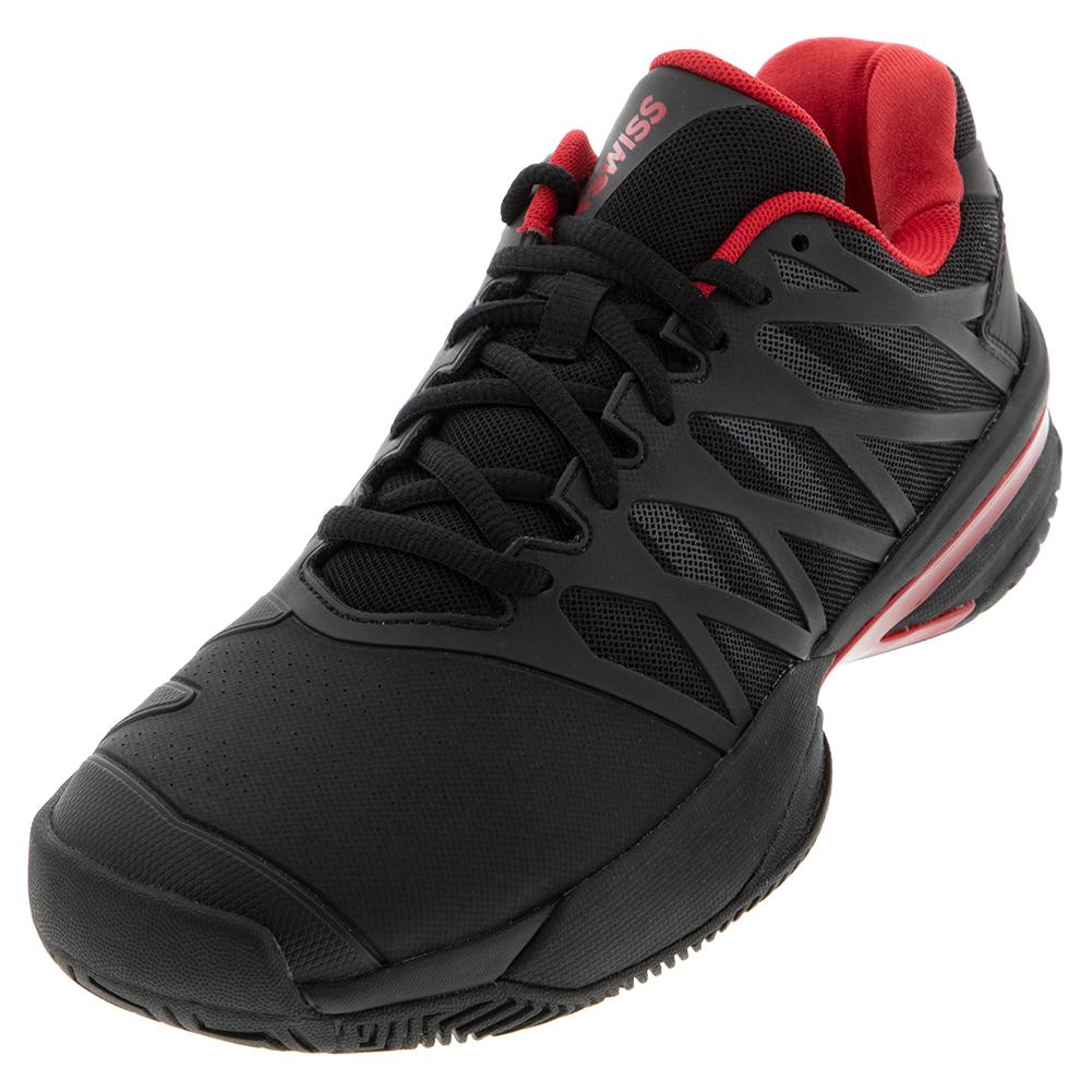 Men's Ultrashot 2 Tennis Shoes Black And Lollipop