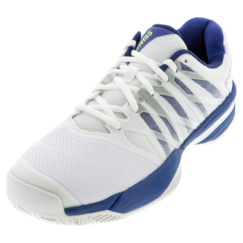 Men's Ultrashot 2 Tennis Shoes White And Limoges