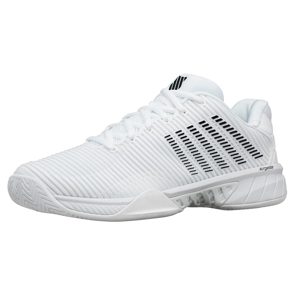 Men's Hypercourt Express 2 Tennis Shoes White And Black
