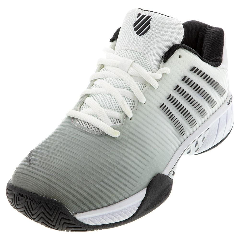 Men's Hypercourt Express 2 Tennis Shoes White And Highrise