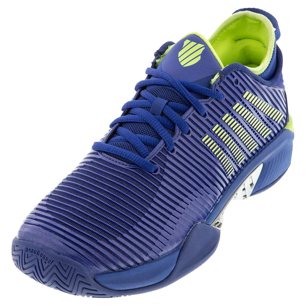 Men's Hypercourt Supreme Tennis Shoes Limoges And Sharp Green