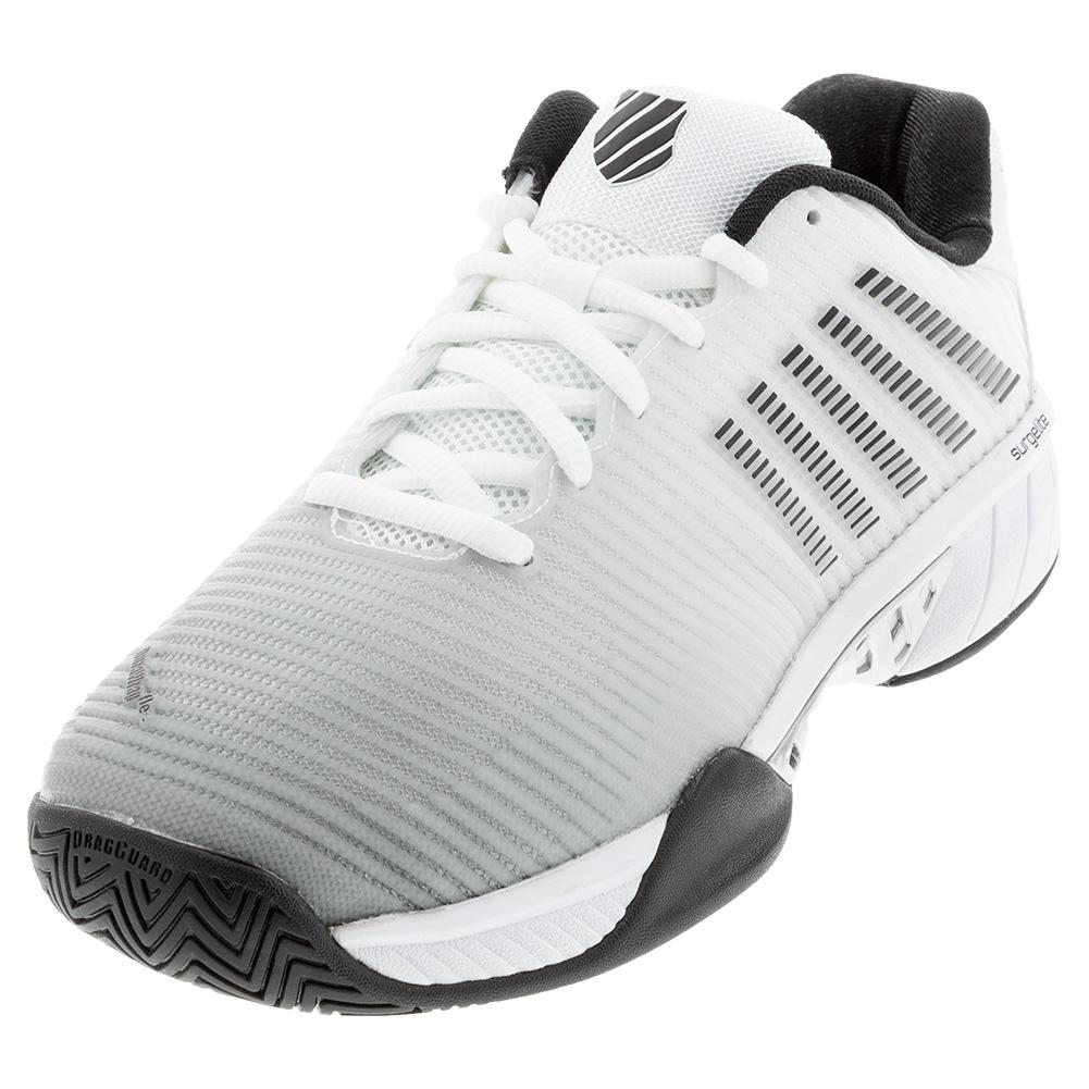 Men's Hypercourt Express 2 2e Tennis Shoes White And Highrise