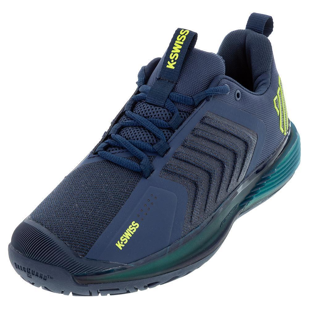Men's Ultrashot 3 Tennis Shoes Moonlit Ocean And Love Bird