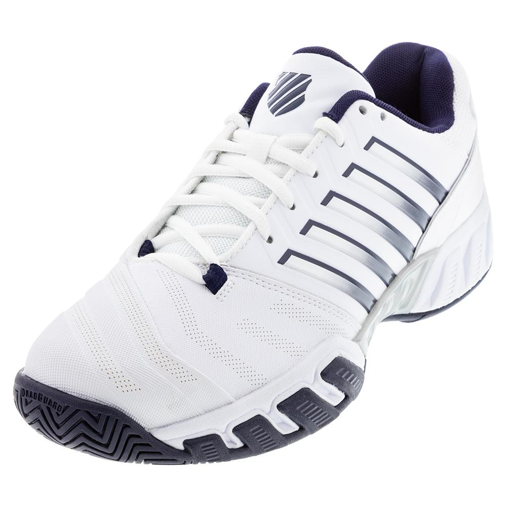 Men's Bigshot Light 4 Tennis Shoes White And Peacoat