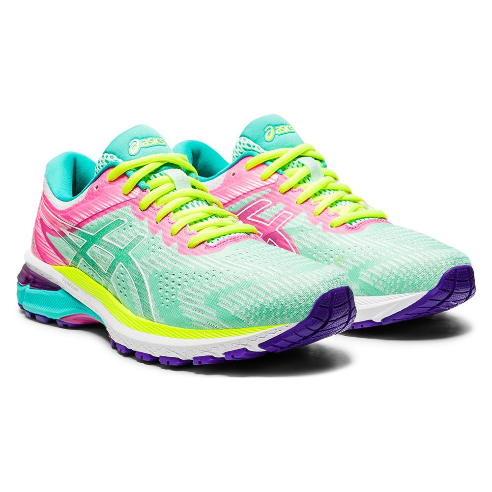 Women's Gt- 2000 8 Running Shoes Fresh Ice And White