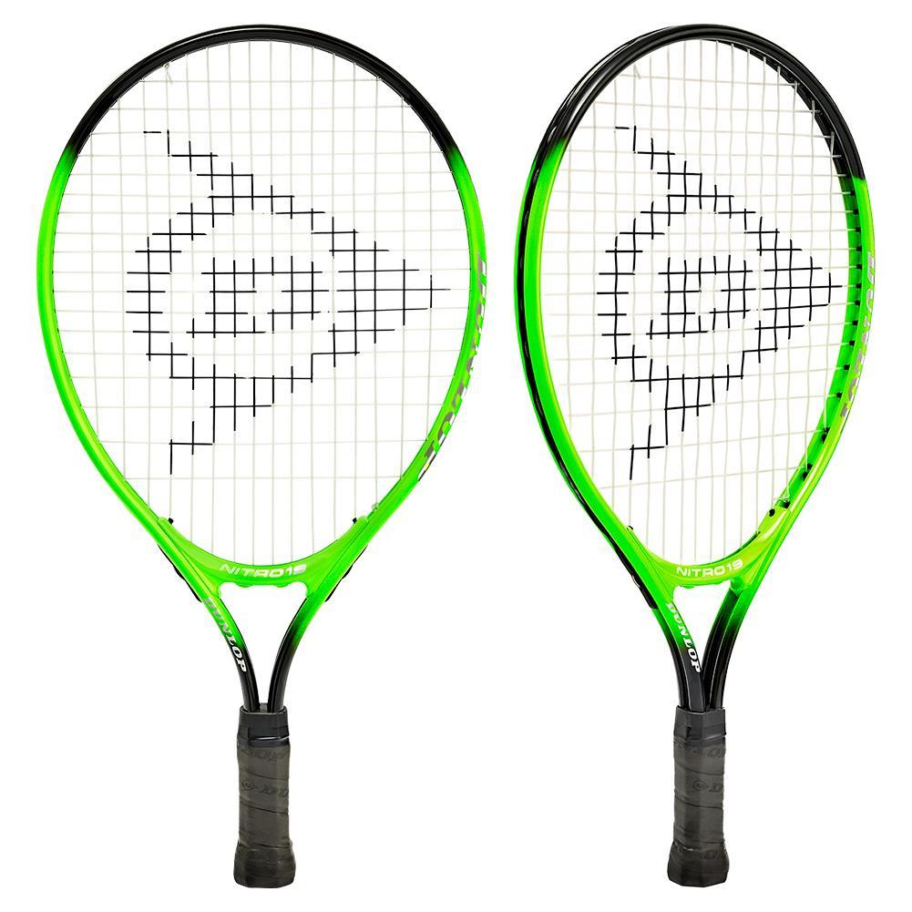 Nitro 19 Junior Prestrung Tennis Racquet