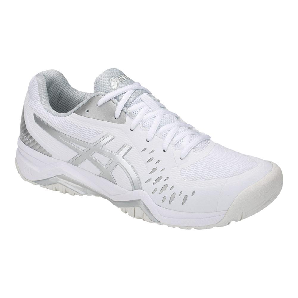 Men's Gel- Challenger 12 Tennis Shoes White And Silver