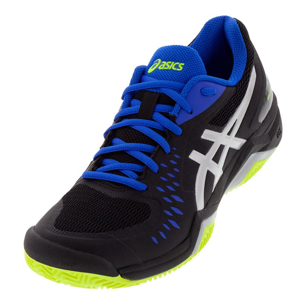 be9100645f714 ASICS Men`s Gel-Challenger 12 Clay Tennis Shoes
