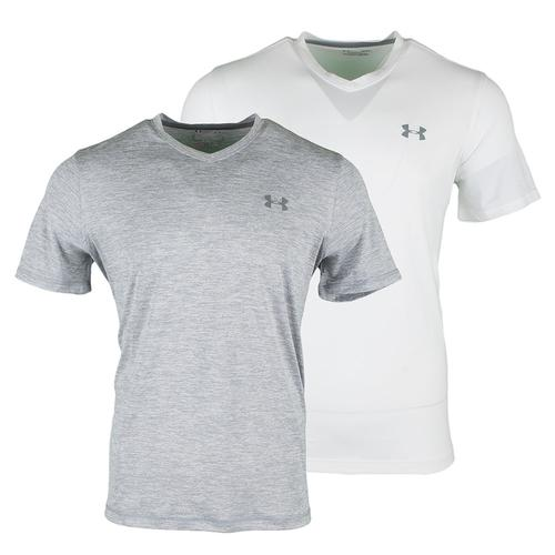 Men's Tech V- Neck Tee