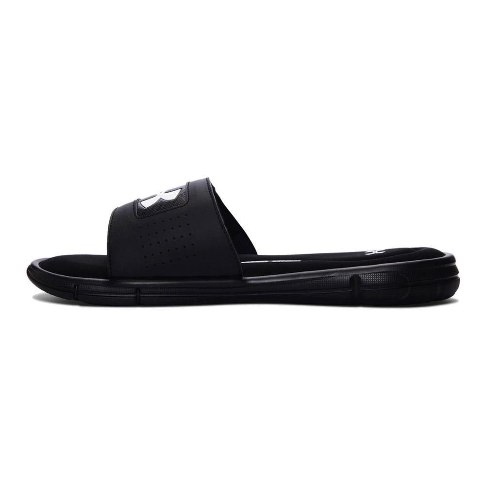 91ed678d0710 Men's Ua Ignite V Sandals Black. Zoom. Hover to zoom click to enlarge