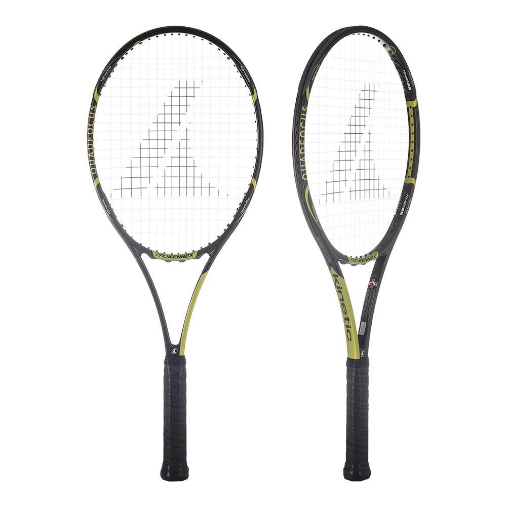 Ki Q + Tour Tennis Racquet