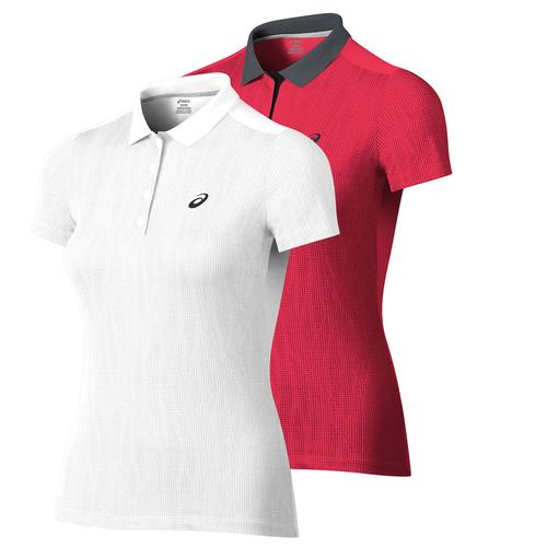 Women's Gpx Short Sleeve Tennis Polo