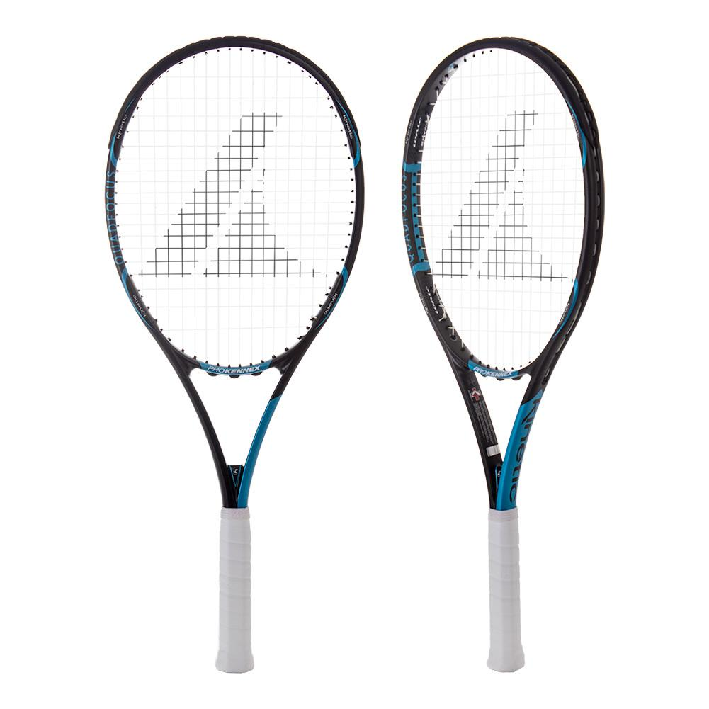 Ki Q + 15 Tennis Racquet
