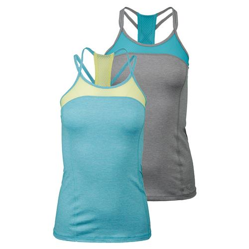 Women's Criss Cross Tennis Tank