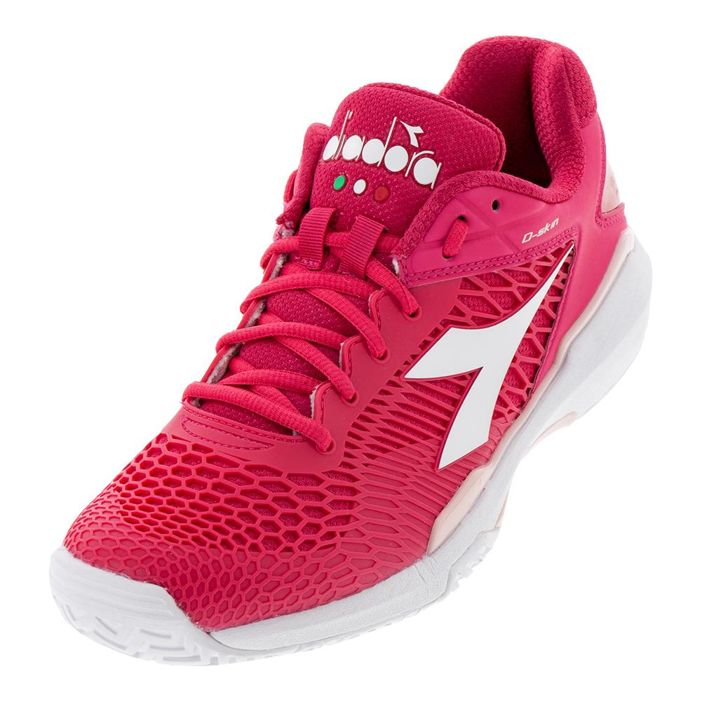 Women's Speed Competition 5 Ag Tennis Shoes Virtual Pink And White