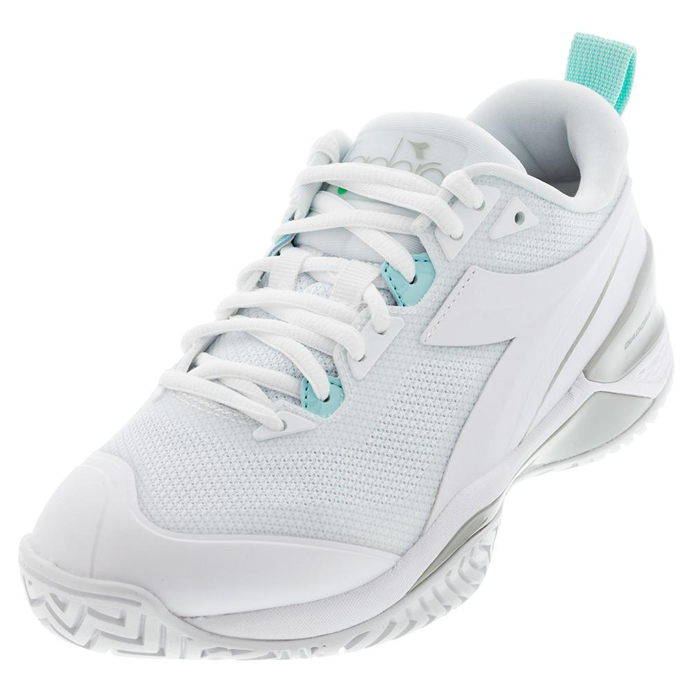 Women's Speed Blushield 5 Ag Tennis Shoes