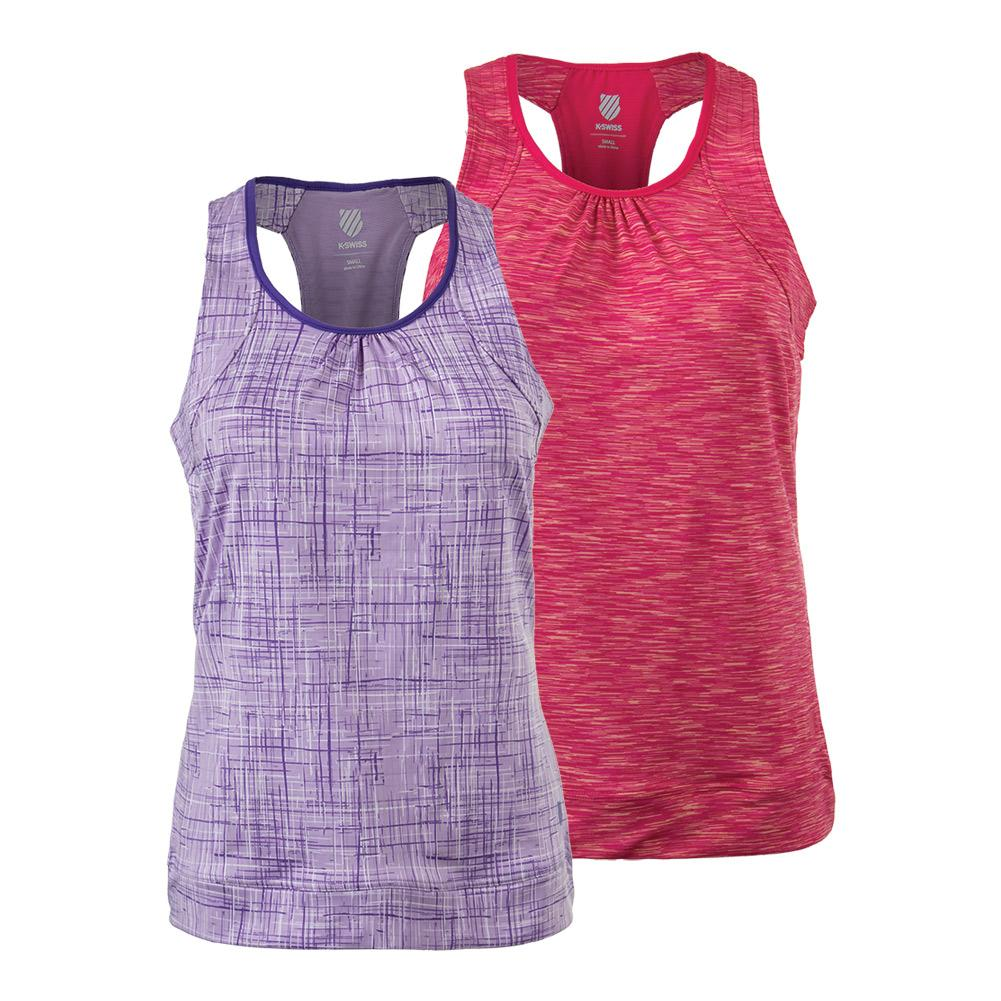Women's Eternity Tennis Tank