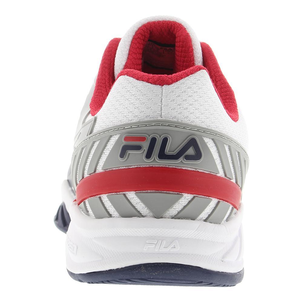 b7e721d0 FILA Men's Axilus 2 Energized Tennis Shoes | Men's FILA Axilus ...