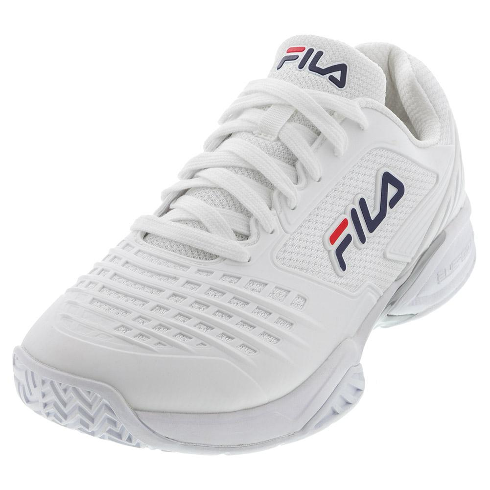 Men's Axilus 2 Energized Tennis Shoes White