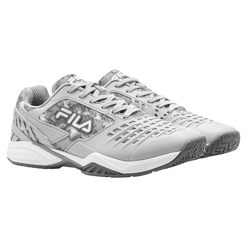 Men's Axilus 2.5 Energized Tennis Shoes Highrise And Monument
