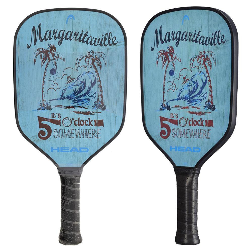 Margaritaville It's 5 O ` Clock Somewhere Pickleball Paddle