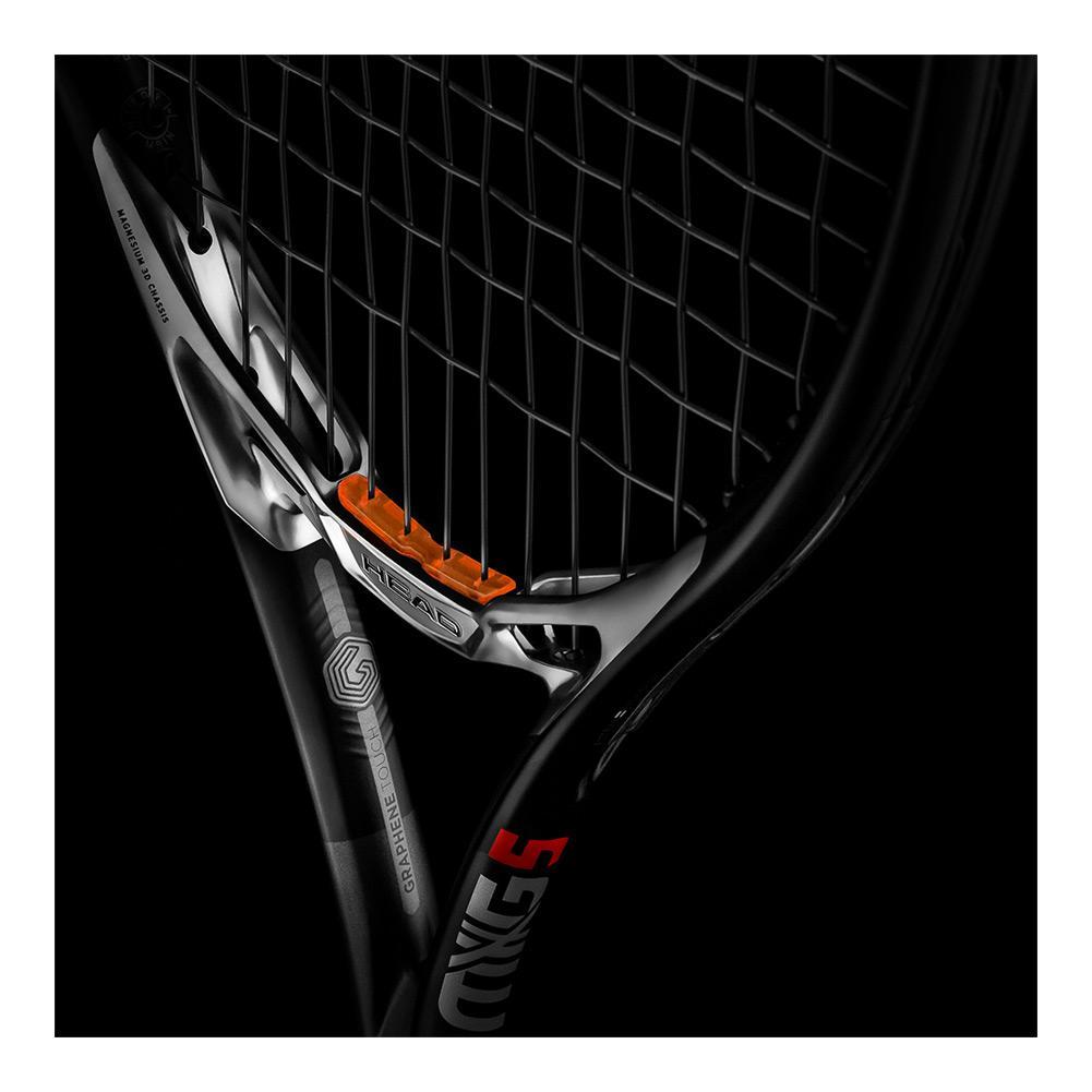 Free Synthetic Gut string Head MxG 5 tennis racquet