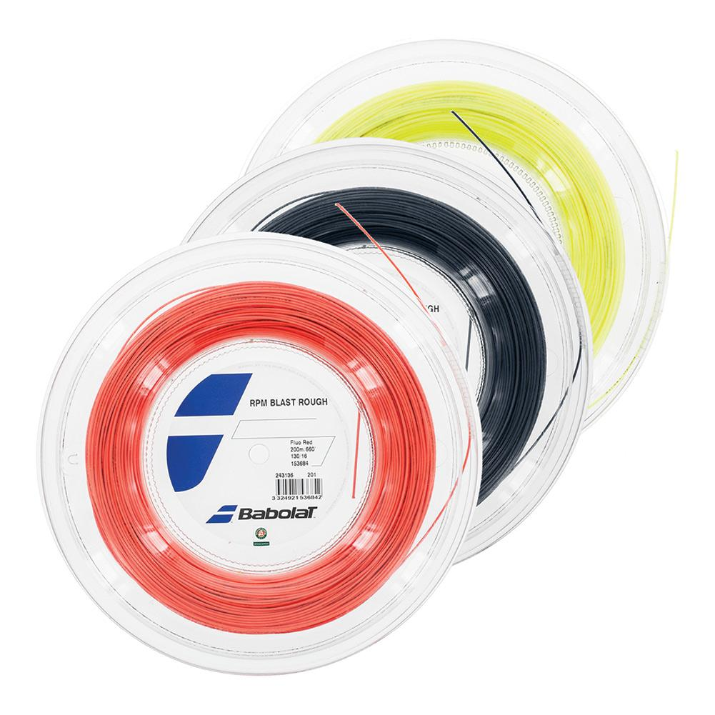 Rpm Blast Rough Tennis String Reel