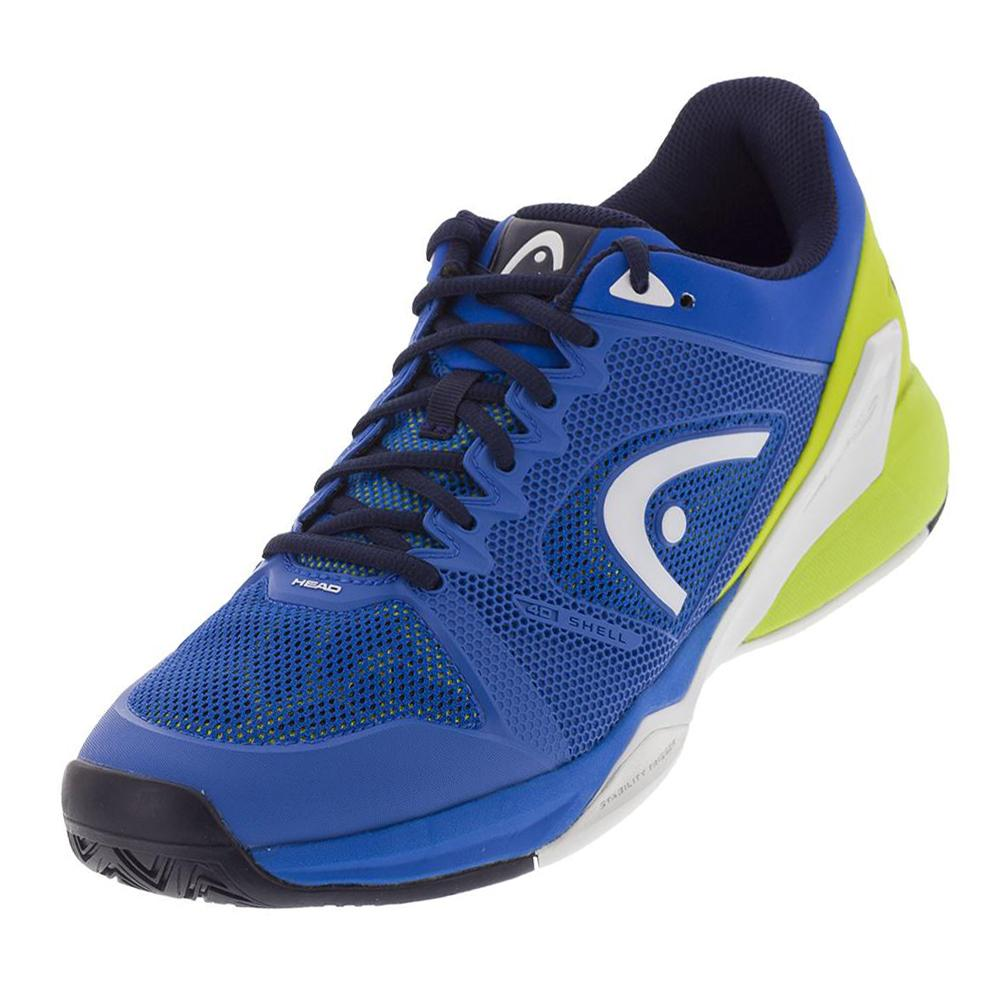 Men's Revolt Pro 2.5 Limited Tennis Shoe Blue