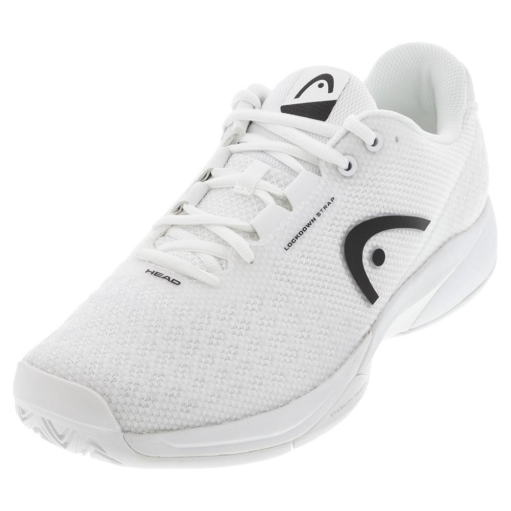 Men's Revolt Pro 3.0 Tennis Shoes White