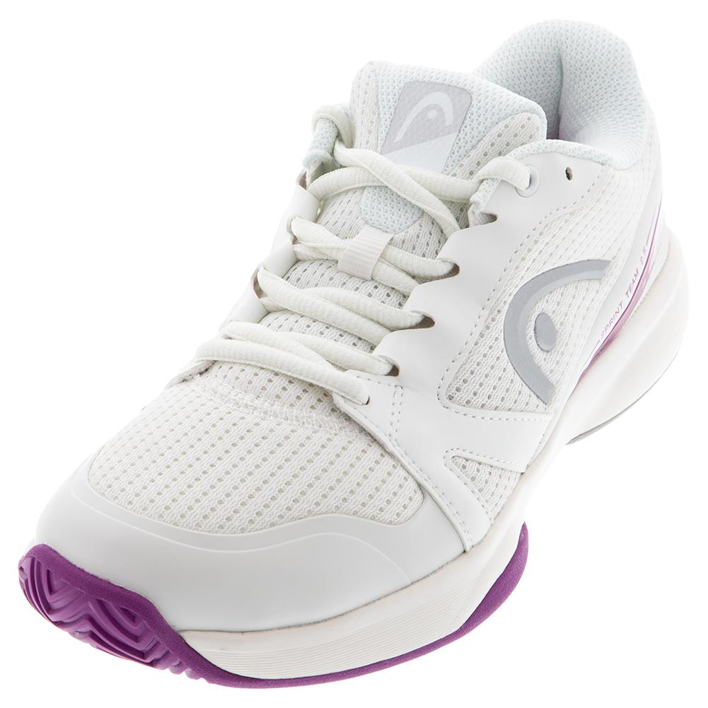 Women's Sprint Team 2.5 Tennis Shoes White And Violet