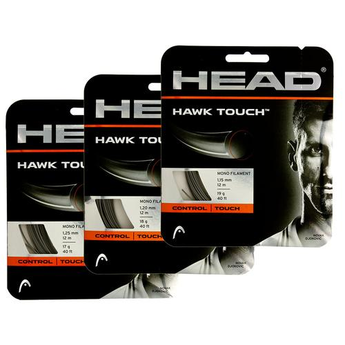 Hawk Touch Tennis String Anthracite