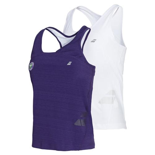 Women's Wimbledon Racerback Tennis Tank